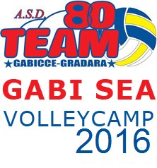 Gabi Sea Volley Camp